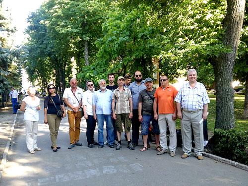 активисты саратова
